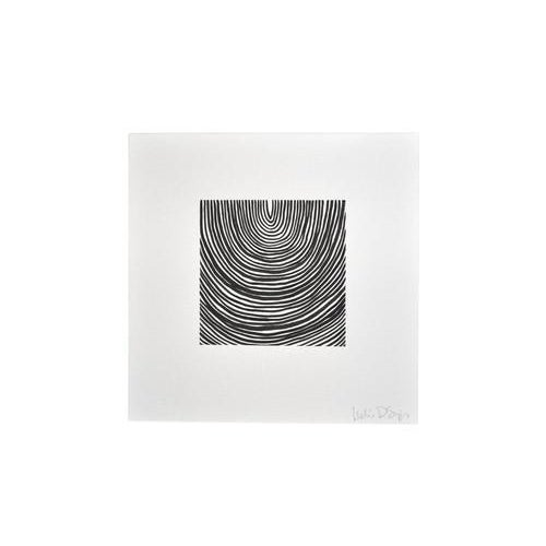 Image of Leslie Snipes Geometric Drawing IV