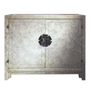 Vintage Henredon Faux Tortoiseshell Cabinet
