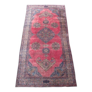 Oversized Kirman Carpet