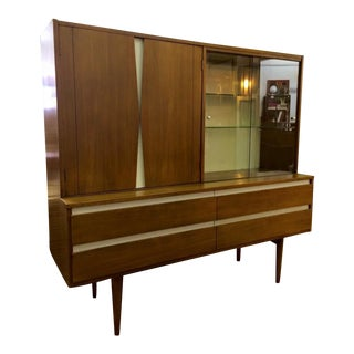 American of Martinsville Mid-Century Hutch