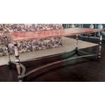 Image of Trouvailles Chinoiserie Cocktail Coffee Table