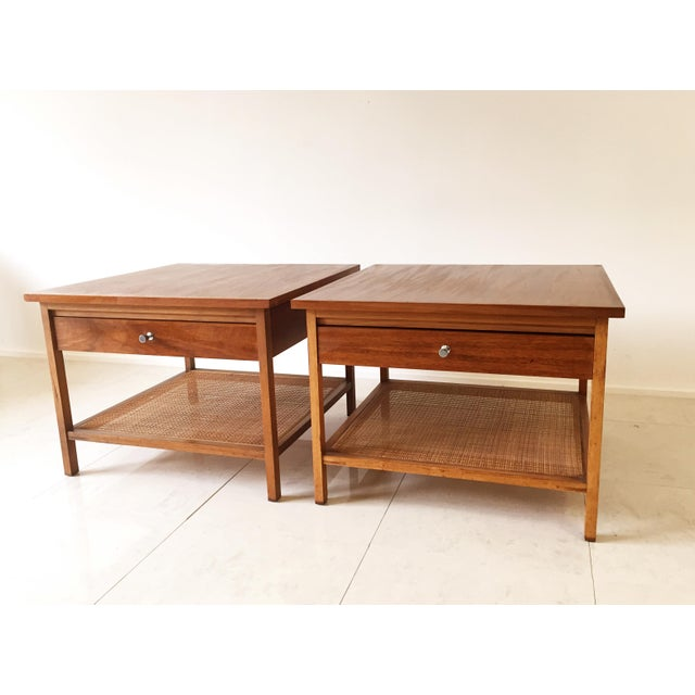 """Paul McCobb """"Delineator"""" Series Tables - A Pair - Image 4 of 8"""