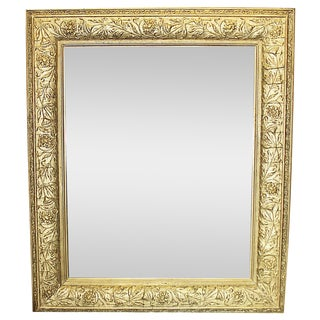 Gilt Antique Mirror