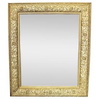 Gilt Antique Mirror