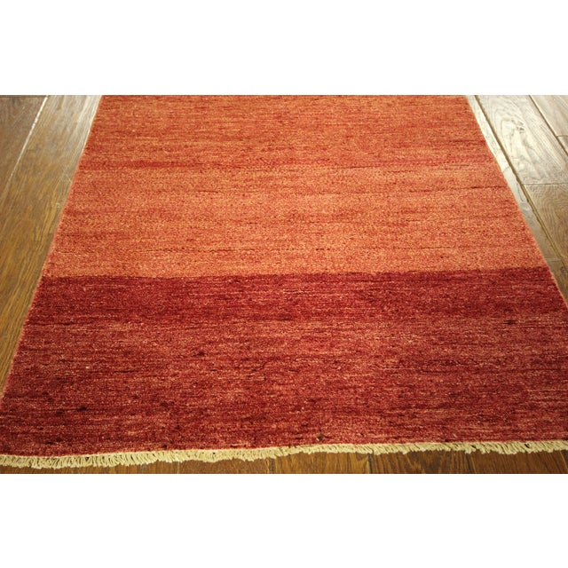 Modern Collection Gabbeh Runner - 2′9″ × 10′ - Image 5 of 9