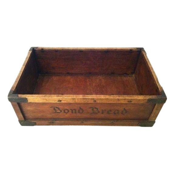 Image of Antique Bread Box