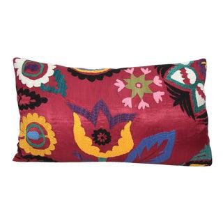 Flower Suzani Pillow