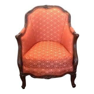 Petite Queen Anne Chair
