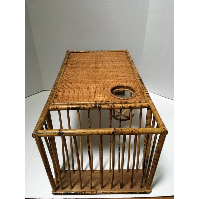 Rattan Serving Bed Tray - Image 5 of 9