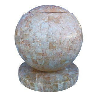 Maitland Smith Tessellated Stone Coffee Table Base