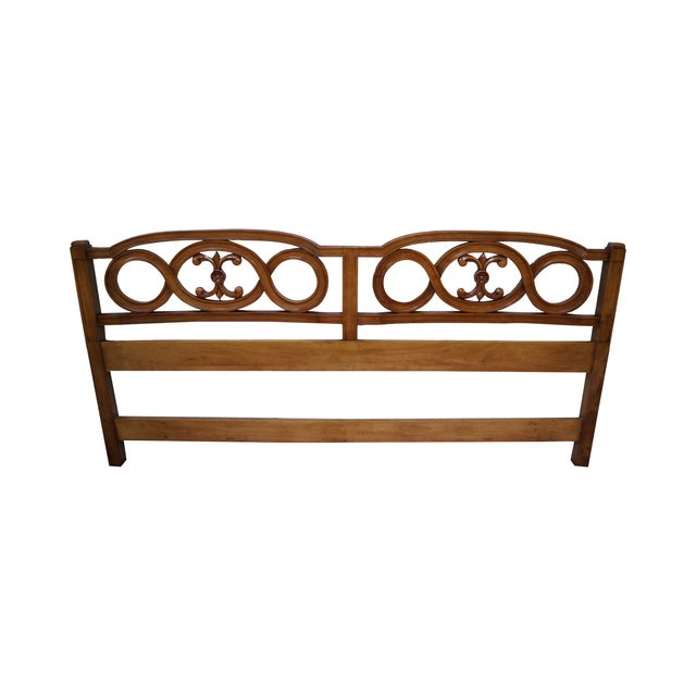 Widdicomb French Style King Size Headboard - Image 1 of 10