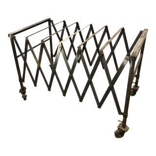 Adjustable Industrial Work Table Base