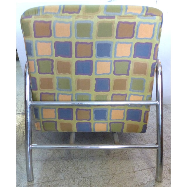 Kem Webber-Style Lounge Chairs - A Pair - Image 6 of 11