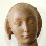 Image of Renaissance Style Italian Bust of a Woman #2