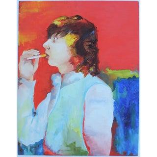 Smoker Portrait