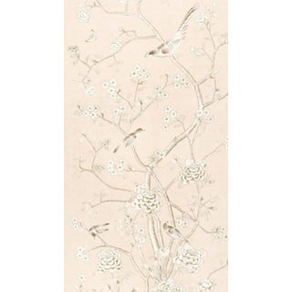 Schumacher Mary McDonald Chinois Palais Fabric - 14.6 Yards