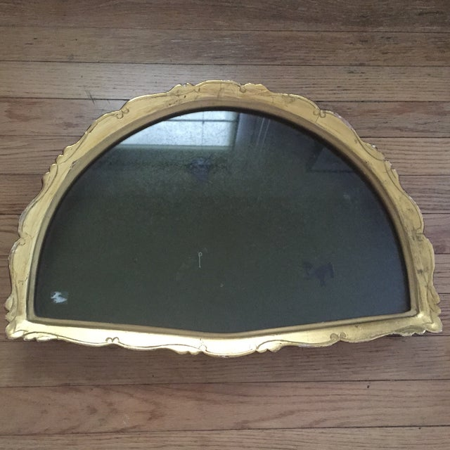 Vintage Gold Shadow Box - Image 3 of 4