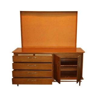 1950s Mid Century Danish Modern Dresser
