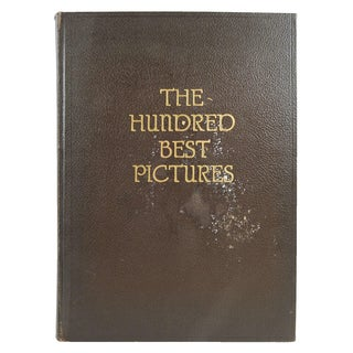 1902 Hundred Best Pictures Book