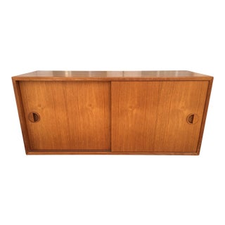 Danish Modern Teak Floating Shelf