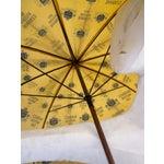 Image of Vintage Boodles Gin Advertising Umbrella
