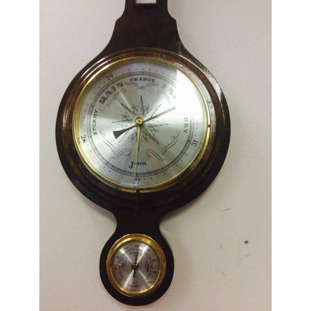 Image of Antique German 3-N-1 Weather Instrument
