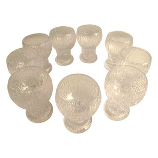 Iittala Kekkerit Cordial Shot Glasses - Set of 9