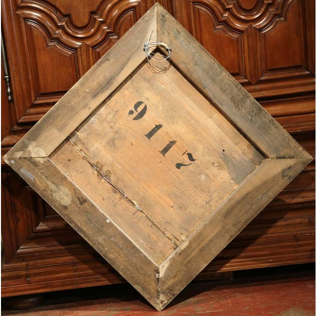 19th C. French Carved Plaque - Image 9 of 9
