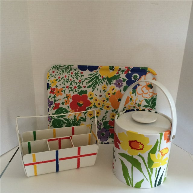 Image of Mid Century Preppy Summer Picnic Set