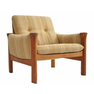 Danish Modern Teak Chair by Cado.
