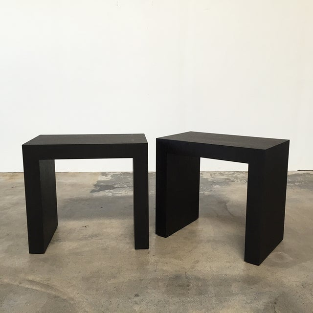 Image of Armani Casa Side Tables - Pair