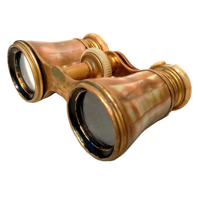 """Antique """"His & Hers"""" Opera Glasses - A Pair - Image 5 of 8"""