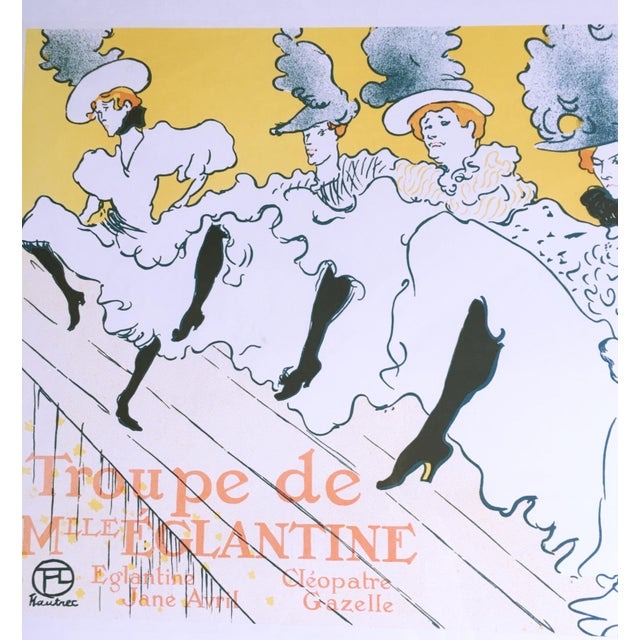 Shorewood Presas Toulouse Lautrec Poster - Image 3 of 6