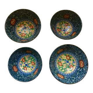 Chinese Nesting Bowls - Set of 4
