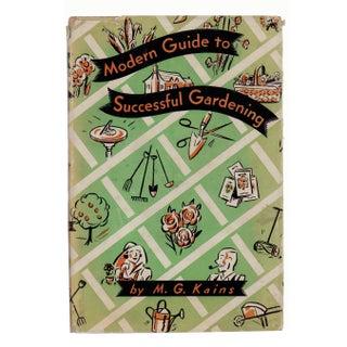 Modern Guide to Successful Gardening Book