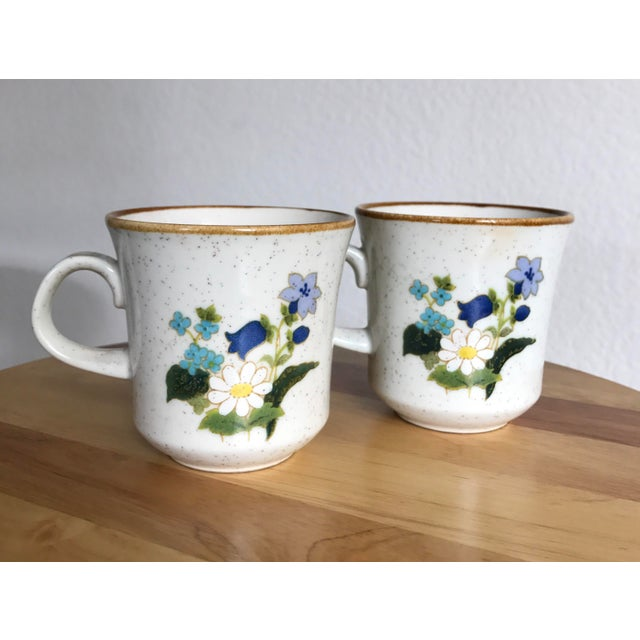 Vintage Mikasa Cups - A Pair - Image 4 of 6