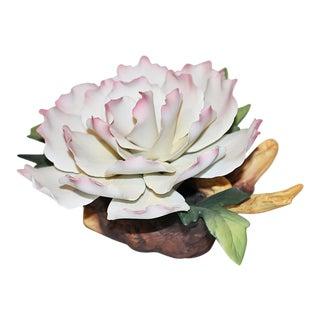 Andrea of Sadek Bisque-Porcelain Flower