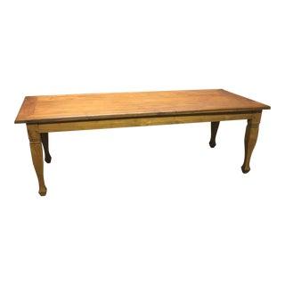 Reclaimed Teak Dining Table