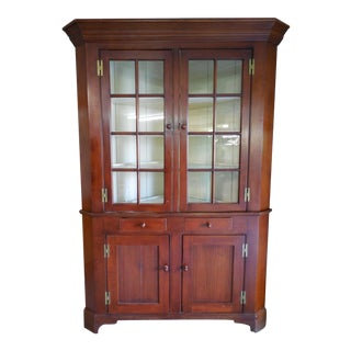 Vintage  Used Traditional China and Display Cabinets