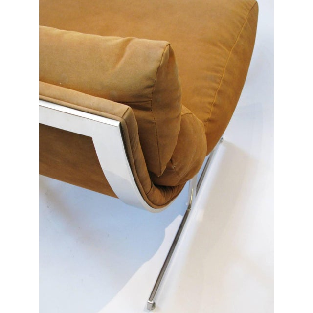 Kipp Stewart for Directional Lounge Chairs - Pair - Image 4 of 7