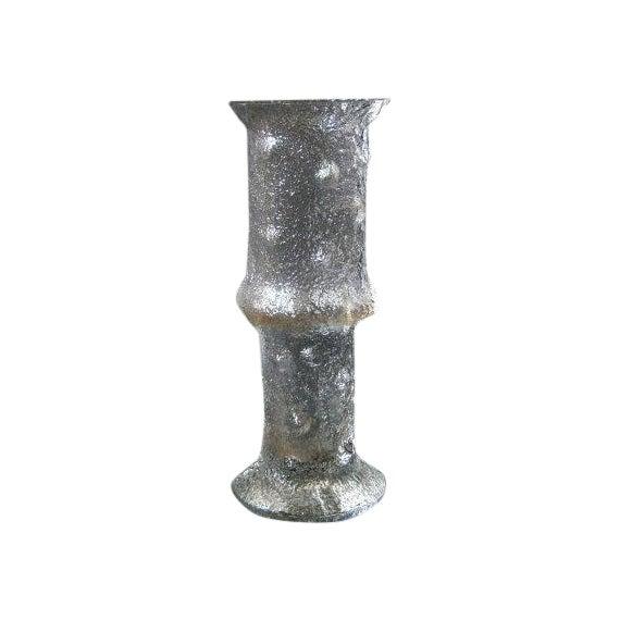 1968 Iittala Nardus Glass Vase by Timo Sarpaneva - Image 1 of 5