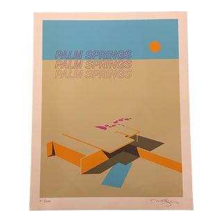Palm Springs Modern Print