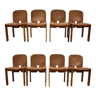 Afro and Tobia Scarpa for Cassina Dining Chairs- Set of 8