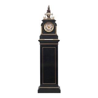 Automaton Wizard Clock