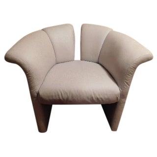 Mid-Century Thayer Coggins Split Barrel Chair