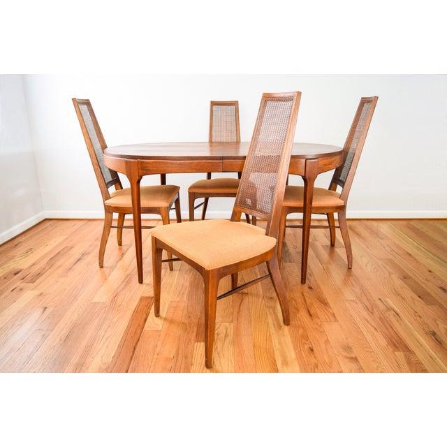 Image of Mid-Century Lane Teak Dining Set