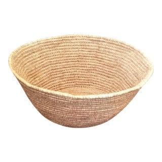 Oversized Grass Basket