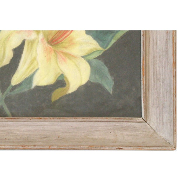 Original Floral Still Life Watercolor Painting - Image 5 of 5