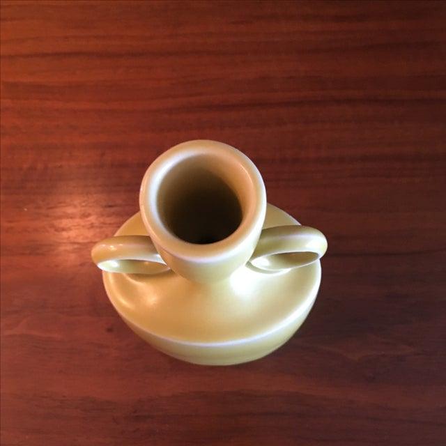 "Kleinreid Modern Porcelain ""Madeleine"" Bud Vase - Image 9 of 9"