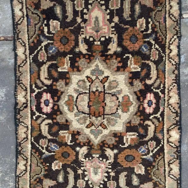 Image of Hamadan Handmade Persian Rug - 1′6″ × 2′2″